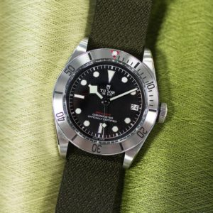 TUDOR BLACK BAY STEEL M79730-0004