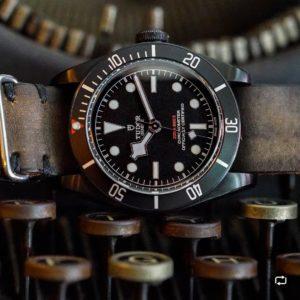 TUDOR BLACK BAY DARK M79230DK-0008