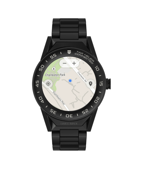 TAG HEUER CONNECTED MODULAR SBF818100.80BH0616