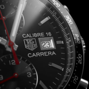 TAG HEUER CARRERA CALIBRE 16 CV201AK.FT6040