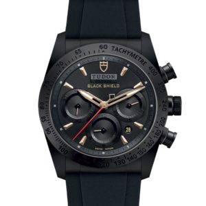 TUDOR FASTRIDER BLACK SHIELD M42000CN-0005
