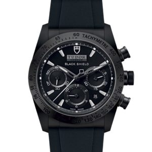 TUDOR FASTRIDER BLACK SHIELD M42000CN-0018