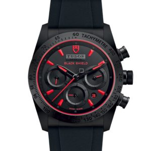 TUDOR FASTRIDER BLACK SHIELD M42000CR-0001