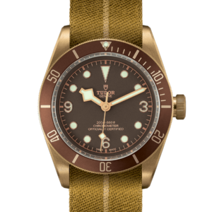 TUDOR BLACK BAY BRONZE M79250BM-0003