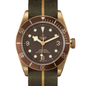 TUDOR BLACK BAY BRONZE M79250BM-0004