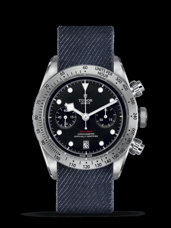TUDOR BLACK BAY CHRONO M79350-0003