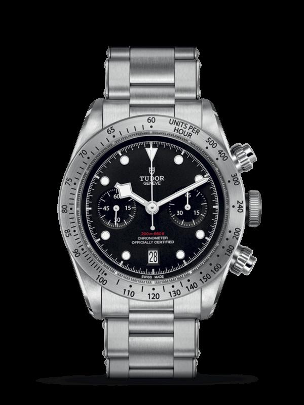 TUDOR BLACK BAY CHRONO M79350-0004