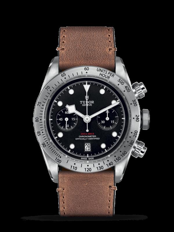 TUDOR BLACK BAY CHRONO M79350-0005