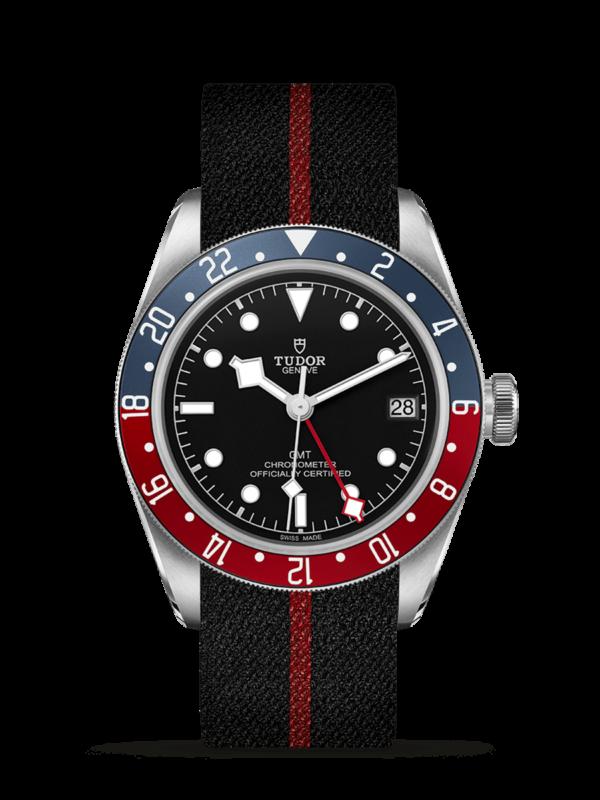 TUDOR BLACK BAY GMT M79830RB-0003