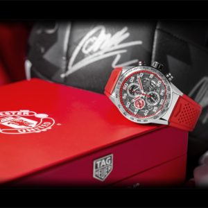 TAG HEUER CARRERA CALIBRE HEUER 01 CAR201M.FT6156
